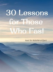 30 Lessons for Those Who Fast - copertina