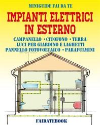 Impianti elettrici in esterno - Librerie.coop