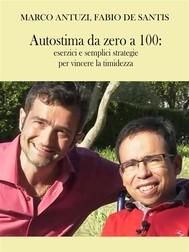 Autostima da zero a 100 - copertina
