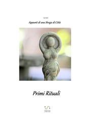 Appunti di una Strega di Città: Primi Rituali - copertina