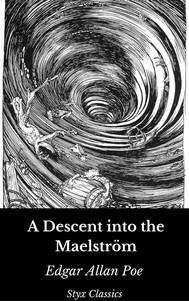 A Descent into the Maelström - copertina