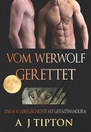 Vom Werwolf Gerettet - copertina