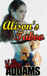 Alison's Taboo - copertina