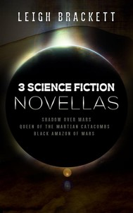 3 Science Fiction Novellas - copertina