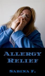 Allergy Relief - copertina