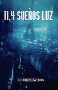 11,4 sueños luz - copertina