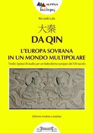 大秦, Da Qin Un'europa sovrana in un mondo multipolare - copertina