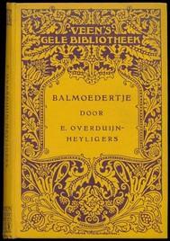 Balmoedertje - copertina