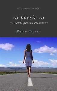 10 poesie 10 - copertina