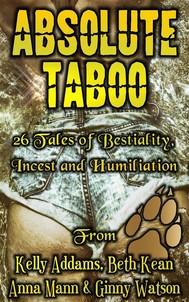Absolute Taboo - copertina