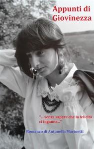 Appunti di Giovinezza - copertina