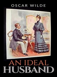 An ideal husband - copertina