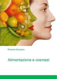 Alimentazione e cosmesi - copertina