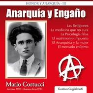 Anarquía y Engaño - copertina
