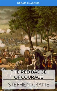 The Red Badge of Courage (Dream Classics) - copertina
