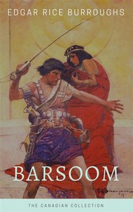 Barsoom - The Canadian Collection (Illustrated) - copertina