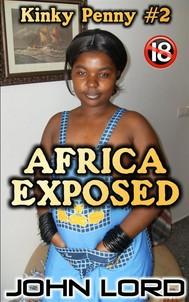 Africa Exposed - Kinky Penny #2 - copertina