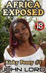 Africa Exposed - Kinky Penny #1 - copertina