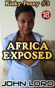 Africa Exposed - Kinky Penny #3 - copertina