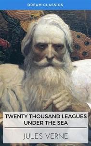 20,000 Leagues Under the Sea (Dream Classics) - copertina