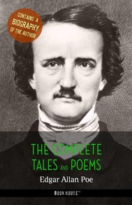 Edgar Allan Poe: The Complete Tales and Poems + A Biography of the Author - copertina