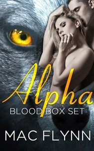 Alpha Blood Box Set: Werewolf Shifter Romance - copertina