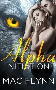 Alpha Initiation: Alpha Blood, Book 1 - copertina