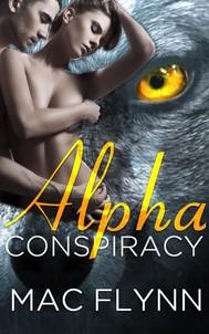 Alpha Conspiracy: Alpha Blood, Book 2 - copertina