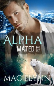 Alpha Mated Box Set: Werewolf Shifter Romance - copertina