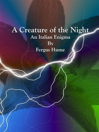 A Creature of the Night - Librerie.coop