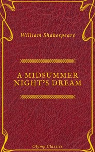 A Midsummer Night's Dream ( Olymp Classics) - copertina