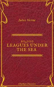 20,000 Leagues Under the Sea (Annotated) (Olymp Classics) - copertina