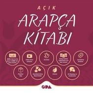 Açık Arapça Kitabı - copertina