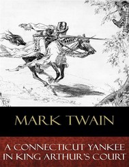 A Connecticut Yankee In King Arthur's Court - copertina