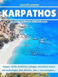 Karpathos - La guida di isole-greche.com - Librerie.coop