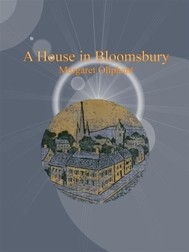 A House in Bloomsbury - copertina