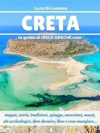 Creta - La guida di isole-greche.com - Librerie.coop