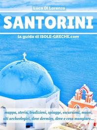 Santorini - La guida di isole-greche.com - Librerie.coop