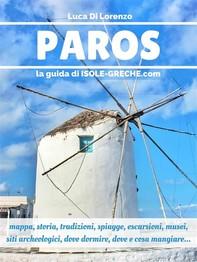 Paros - La guida di isole-greche.com - Librerie.coop