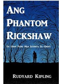 Ang Phantom Rickshaw  - copertina