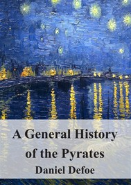 A General History of the Pyrates - copertina