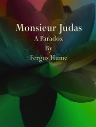 Monsieur Judas - Librerie.coop