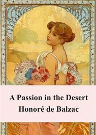 A Passion in the Desert - copertina