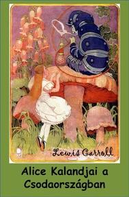 Alice Kalandjai a Csodaországban - copertina