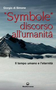 """""""Symbole"""" discorso all'umanità - Librerie.coop"""