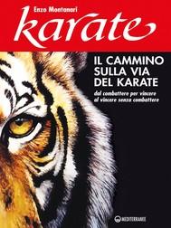 Il cammino sulla via del karate - copertina