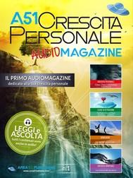 A51 Crescita Personale AudioMagazine n.1 - copertina