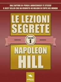 Le lezioni segrete - Volume 1 - Librerie.coop