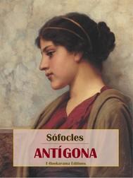 Antígona - copertina