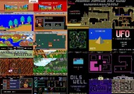 Retro remake games + Indie Games developers tribute posters (Special edition) - copertina